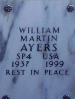 William Martin Ayers