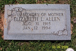 Elizabeth L. Allen
