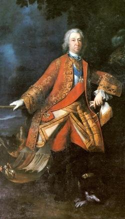 Eberhard IV. Ludwig von Württemberg