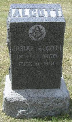 """Josiah """"Joe"""" Alcott"""