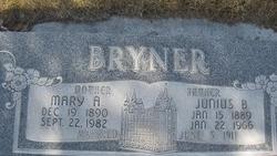 Mary Ann Marie <I>Bryce</I> Bryner