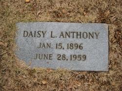 Daisy Lenora <I>Tennyson</I> Anthony