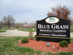 Blue Grass Memorial Gardens and Mausoleum