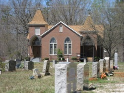 Belair Methodist Church Cemetery