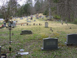 Frank Tackett Cemetery