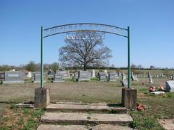 Copperas Springs Cemetery