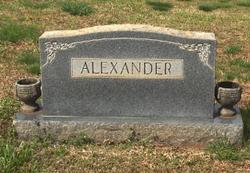 William Pleasant Paul Alexander