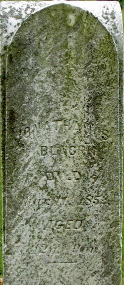 Jonathan Stevens Black