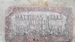Matthias Wells Austin