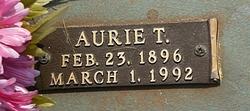 Aurie T. Phillips