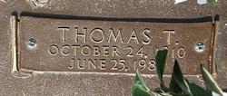Thomas T. Drake