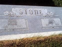 Hallie <I>Stevens</I> Stone