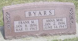 Anna Mae <I>Christensen</I> Byars