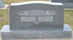 Bertha Elvira <I>Lowrey</I> Byfield