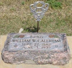 William Walter Calliham