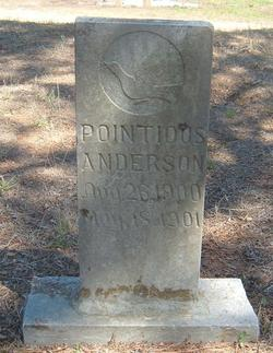 Pointious Anderson