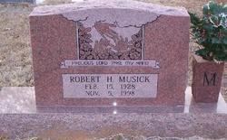 Robert Hugh Musick