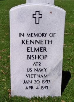 Kenneth Elmer Bishop