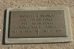 Russell E Bianco