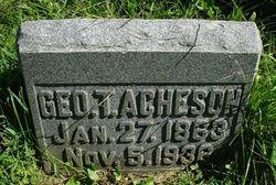 George T. Acheson