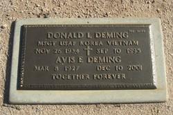 Donald L Deming