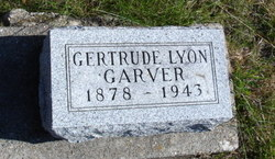 Gertrude <I>Lyon</I> Garver
