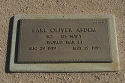 Earl Oliver Afdem