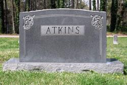 Georgia Lee <I>Booth</I> Atkins
