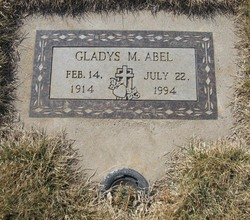 Gladys Marie Abel
