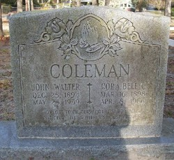 John Walter Coleman