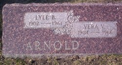 Vera Viola <I>Ames</I> Arnold