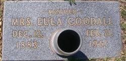 Eula <I>Barnett</I> Goodall