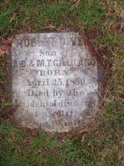 Robert Owen Gilliland