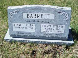 Kenneth Allen Barrett
