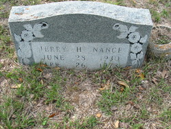 "Jeremiah Haupt ""Jerry"" Nance"