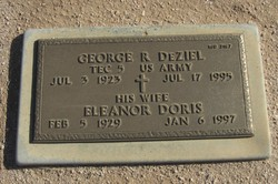 Eleanor Doris Deziel