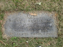 Henry Lee Armstrong