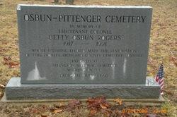 Osbun-Pittenger Cemetery