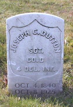 Joseph C. Dutton