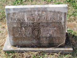 Thomas Oliver Allen, Jr