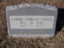 shirley crook