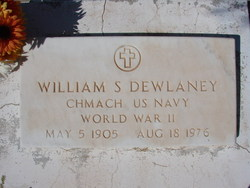 "William Steven ""Bill"" Dewlaney"