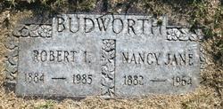 Robert Isaac Budworth