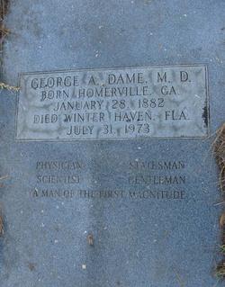 George Alva Dame
