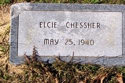 Elcie Chessher