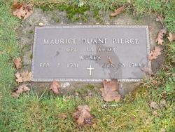 Maurice Duane Pierce