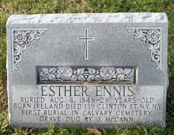 Esther Ennis