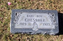 Baby Boy Chessher