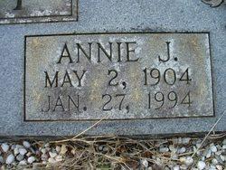 Annie Jewel <I>Mills</I> Rigsby