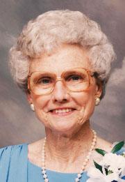 Mildred <I>Foister</I> Buckner